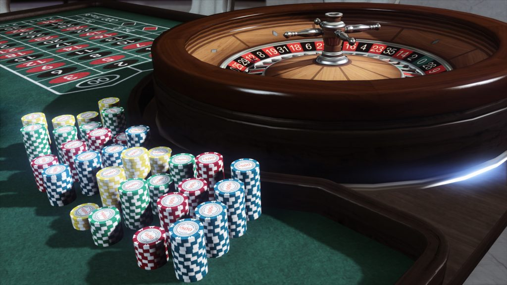 List gambling games